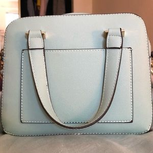 Street Level Cersy satchel mint green